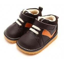 Freycoo - teplé kožené topánky - Ondrej