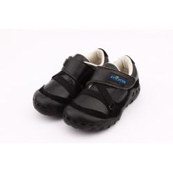 Freycoo -  kožené topánky - Denis čierne