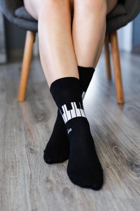 Barefoot ponožky - Piano