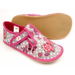 Papuče pre deti - EF - motýľ