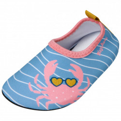 Topánky do vody Playshoes - Slippers Krab New