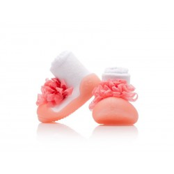 Detské topánočky Attipas New Corsage - Pink