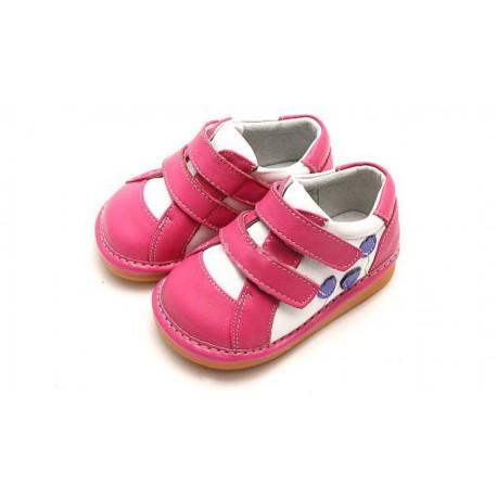 43d1d162f230 Kožené topánky Freycoo - Nikola tmavoružové