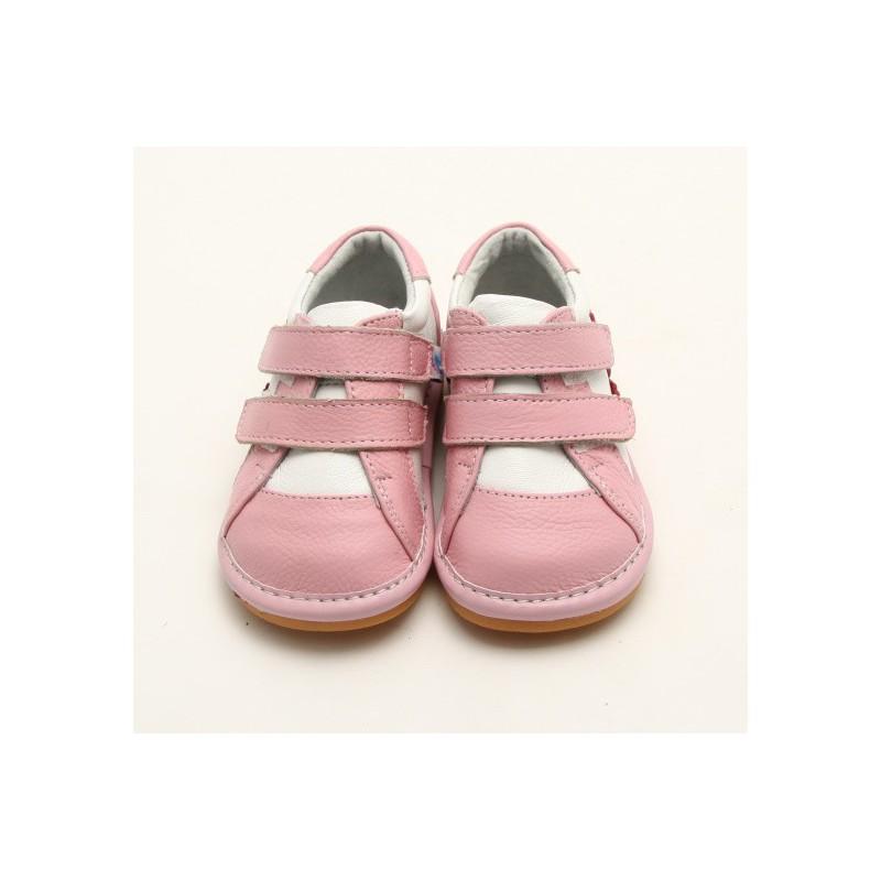 ... Kožené topánky Freycoo - Nikola svetloružové ... f70af5630a9