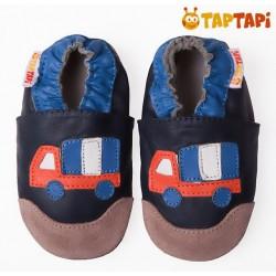 Kožené capačky TapTapi - náklaďák