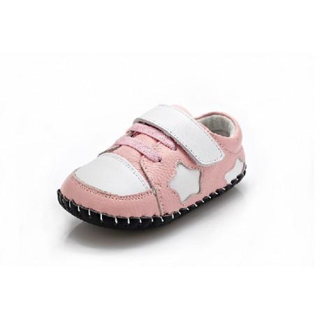 YXY - Topánky s koženou podrážkou