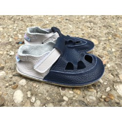 Baby Bare Shoes - IO Gravel - Summer Perforation