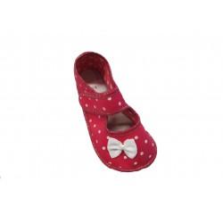 ANATOMIC - barefoot papuče rapsberry