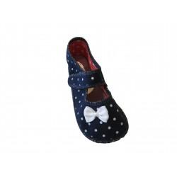 ANATOMIC - barefoot papuče blueberry