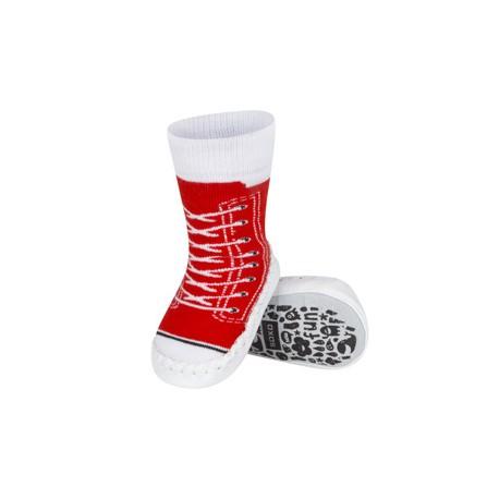 Ponožky s koženou podrážkou