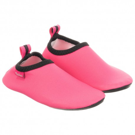 Topánky do vody Playshoes - Slippers Uni Pink
