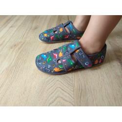 ANATOMIC - barefoot papuče Dino