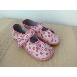 ANATOMIC - barefoot papuče - baleríny rose